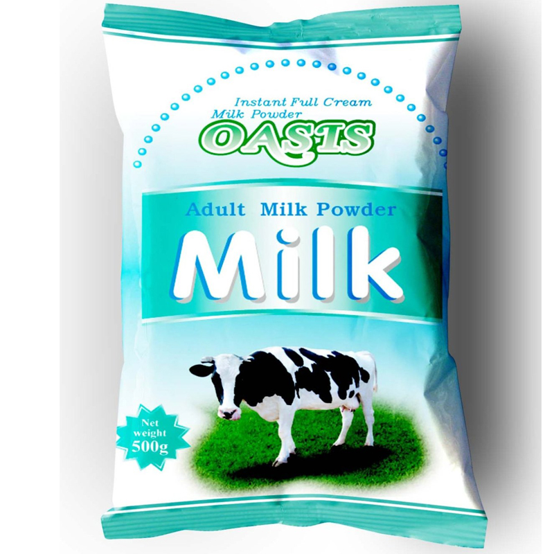 for milk powder package